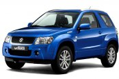 Suzuki grant vitara car for hire in Paphos Cyprus