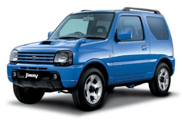 Suzuki jimny car for hire in Paphos Cyprus