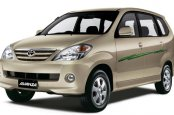 Toyota avanza auto car for hire in Paphos Cyprus